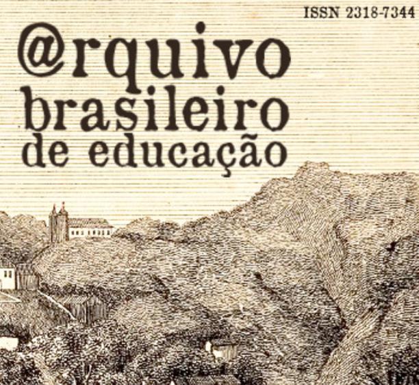 @rquivo Brasileiro De Educação