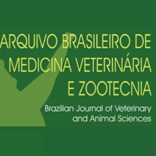 Arquivo Brasileiro De Medicina Veterinária E Zootecnia