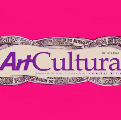 ArtCultura – Revista De História, Cultura E Arte
