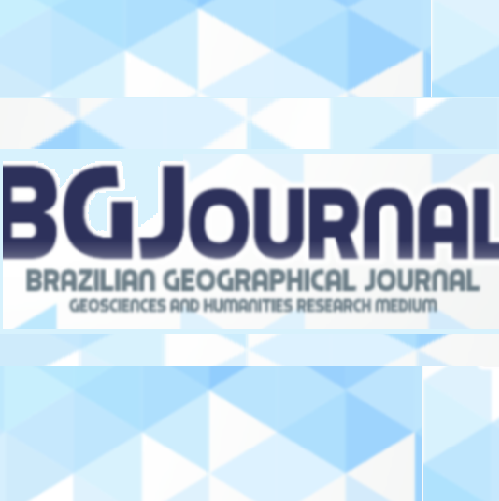 Brazilian Geographical Journal: Geosciences And Humanities Research Medium