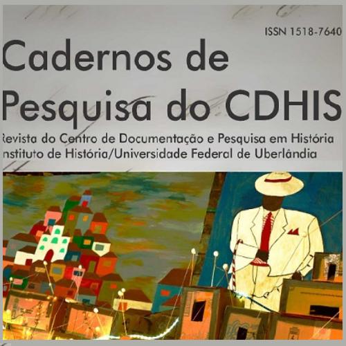 Cadernos De Pesquisa Do CDHIS