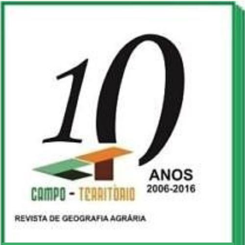 Campo – Território – Revista De Geografia Agrária