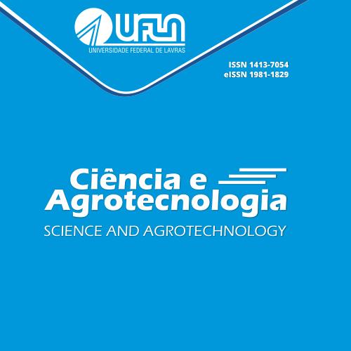 Ciência E Agrotecnologia