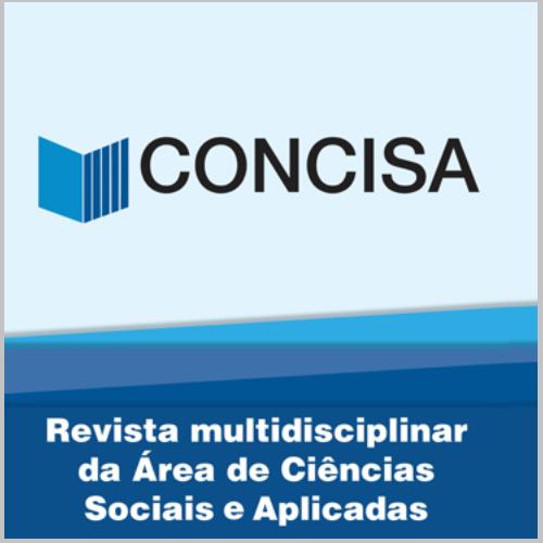 CONCISA – Revista Multidisciplinar Da Área De Ciências Sociais E Aplicadas