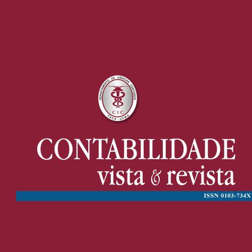 Contabilidade – Vista E Revista