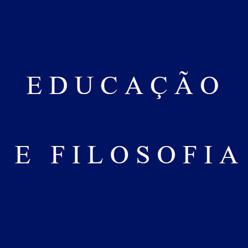 Educação E Filosofia