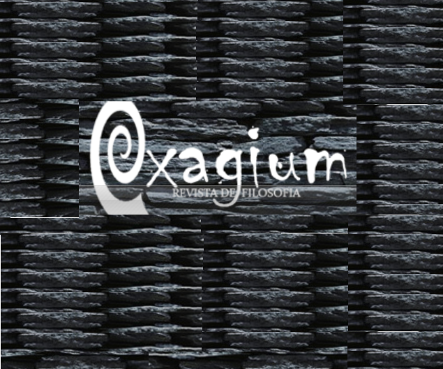 Exagiumm- Revista De Filosofia