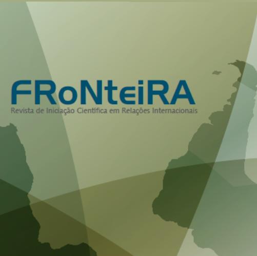 Fronteira – Revista De Iniciação Científica Em Relações Internacionais