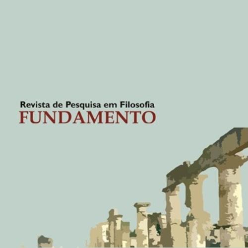 Fundamento – Revista De Pesquisa Em Filosofia