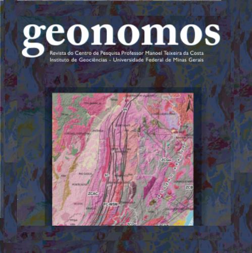 Geonomos – Revista Do Centro De Pesquisa Professor Manoel Teixeira Da Costa
