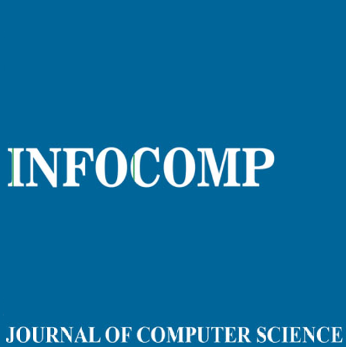INFOCOMP Journal Of Computer Science