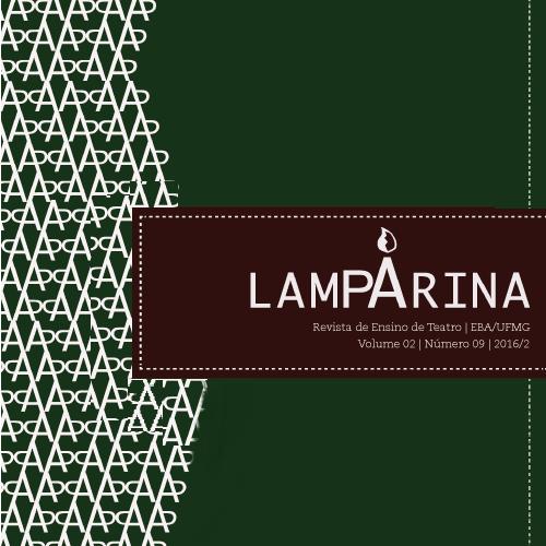 Lamparina – Revista De Ensino De Artes Cênicas