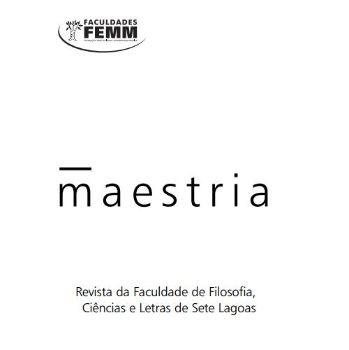 Maestria – Faculdade De Ciências E Letras De Sete Lagoas