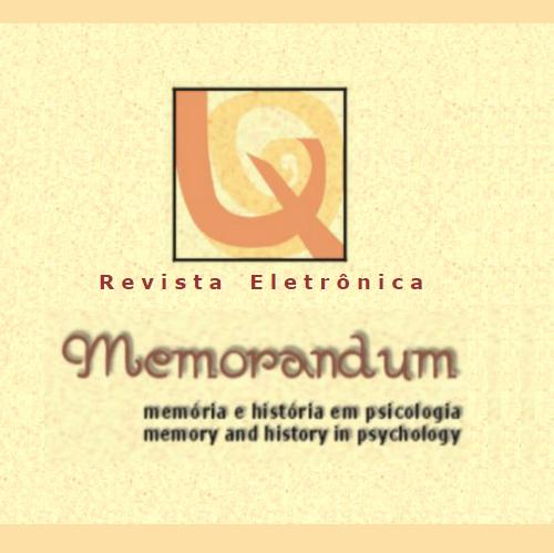 Memorandum – Memória E História Em Psicologia