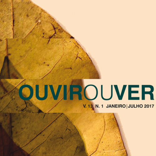 OuvirOUver – Revista Dos Programas De Pós-Graduação Do Instituto De Artes Da Universidade Federal De Uberlândia