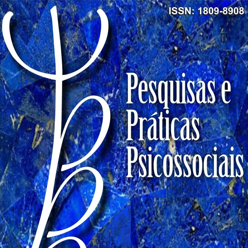 Pesquisas E Práticas Psicossociais