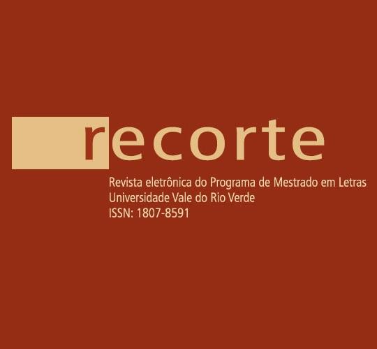 Recorte – Revista Eletrônica Do Mestrado Em Letras