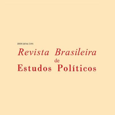Revista Brasileira De Estudos Políticos