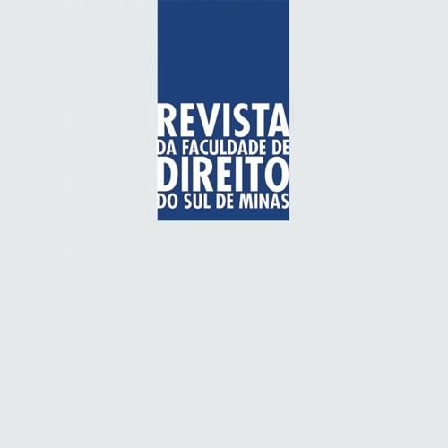 Revista Da Faculdade De Direito Do Sul De Minas