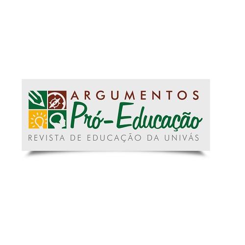 Revista Argumentos Pró-Educação