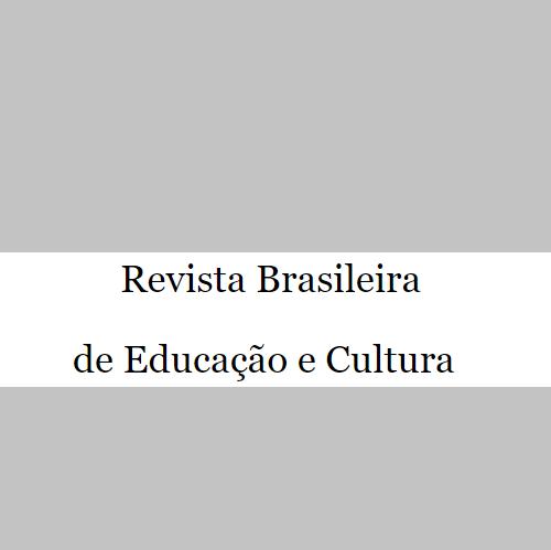 Revista Brasileira De Educação E Cultura (RBEC)