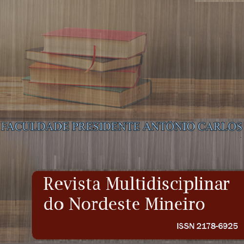 Revista Multidisciplinar Do Nordeste Mineiro