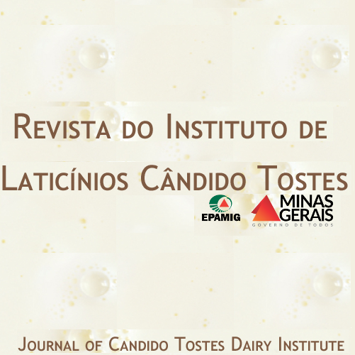 Revista Do Instituto De Laticínios Cândido Tostes