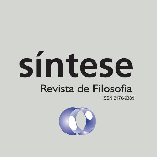 Síntese –  Revista De Filosofia