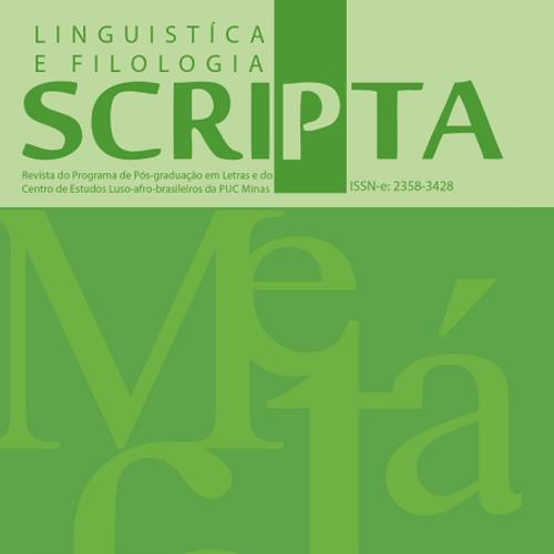 Scripta – Revista Do Programa De Pós-Graduação Em Letras Do Centro De Estudos Luso-afro-brasilieros Da PUC Minas