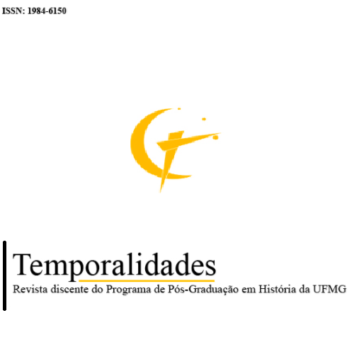 Temporalidades – Revista Discente Do Programa De Pós-Graduação Em História Da UFMG