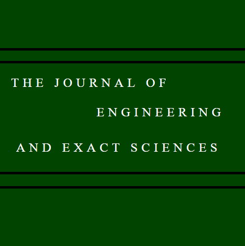 The Journal Of Engineering And Exact Sciences – JCEC /JOURNAL OF CHEMICAL ENGINEERING AND CHEMISTRY