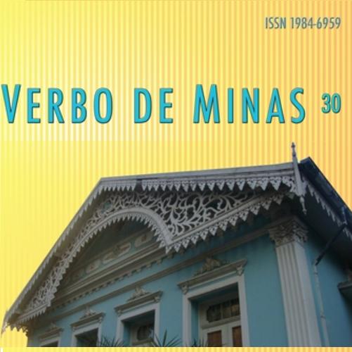 VERBO DE MINAS –  Revista Do Programa De Mestrado Em Letras Do Centro De Ensino Superior De Juiz De Fora