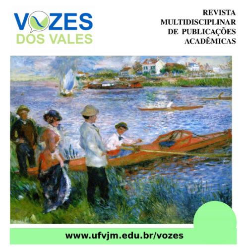 Vozes Dos Vales – Revista Multidisciplinar De Publicações Acadêmicas