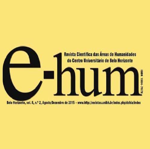 E-hum – Revista Cientifica Das Áreas De Humanidades Do Centro Universitário De Belo Horizonte