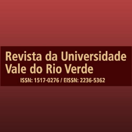 Revista Da Universidade Vale Do Rio Verde