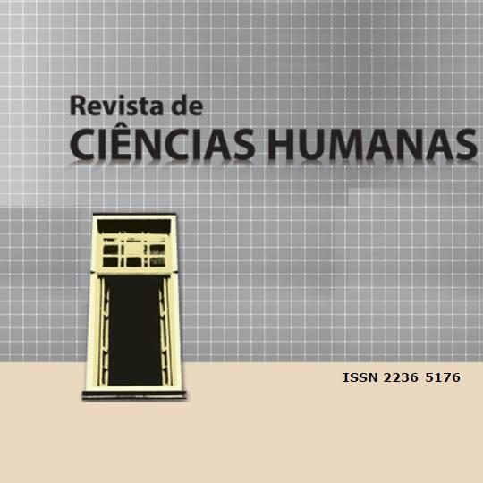 Revista De Ciências Humanas
