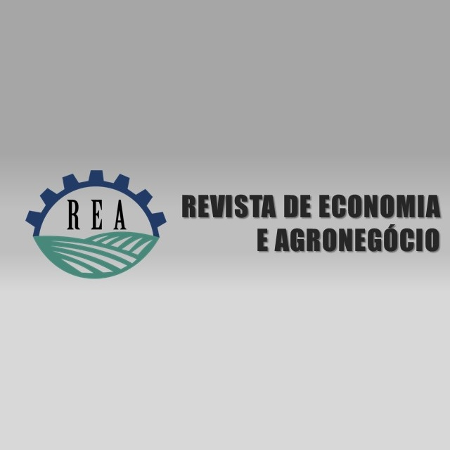 Revista De Economia E Agronegócio
