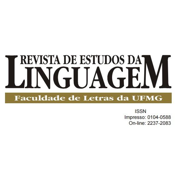 Revista De Estudos Da Linguagem
