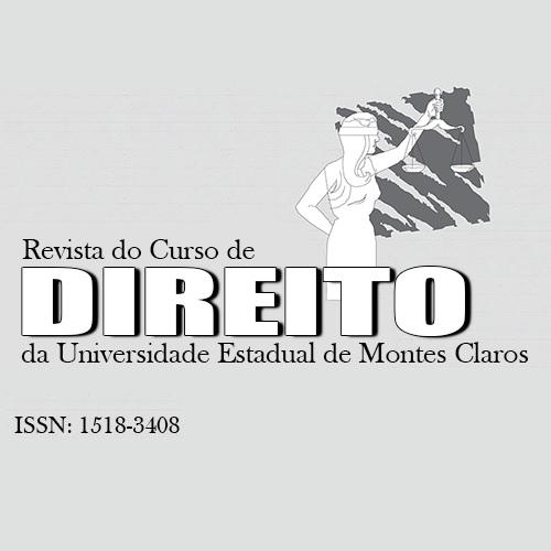 Revista Do Curso De Direito Da Universidade Estadual De Montes Claros