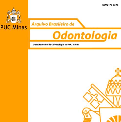 Arquivo Brasileiro De Odontologia