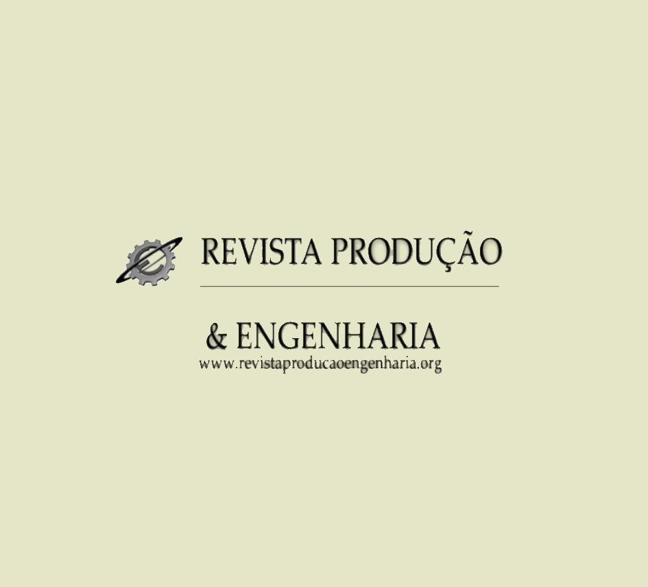 Revista Produção & Engenharia