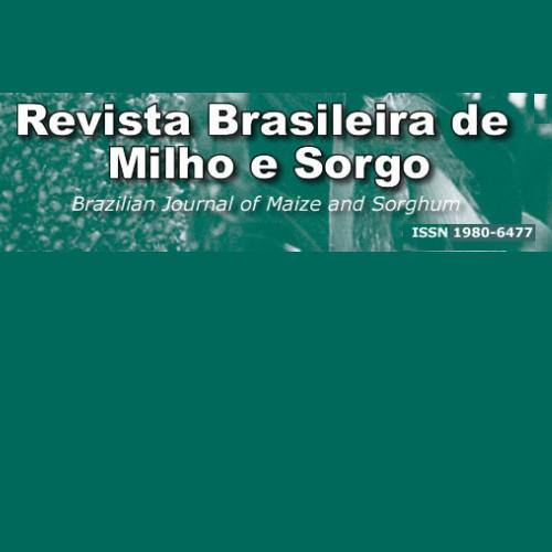 Revista Brasileira De Milho E Sorgo