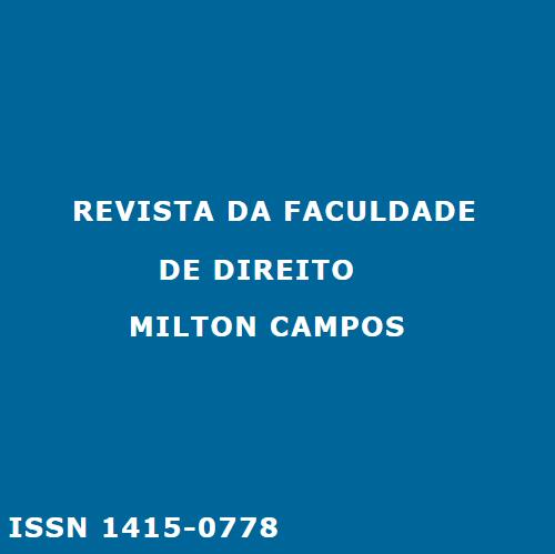 Revista Da Faculdade De Direito Milton Campos