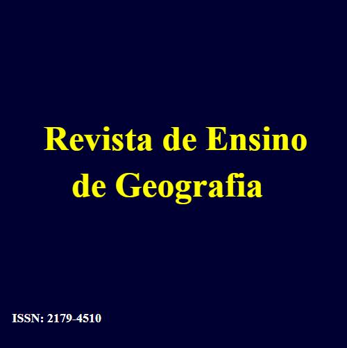 Revista De Ensino De Geografia