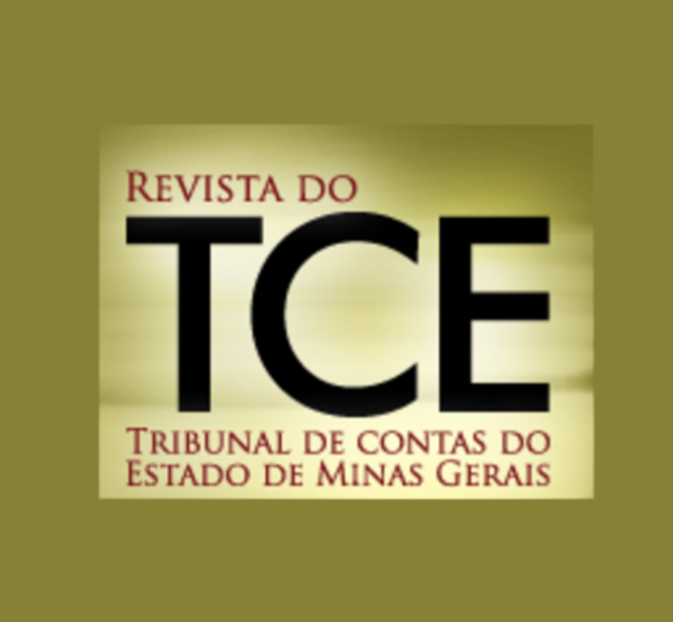 Revista Do Tribunal De Contas Do Estado De Minas Gerais