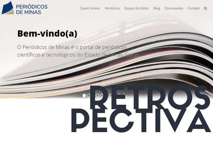 Retrospectiva 2017 Do Portal Periódicos De Minas