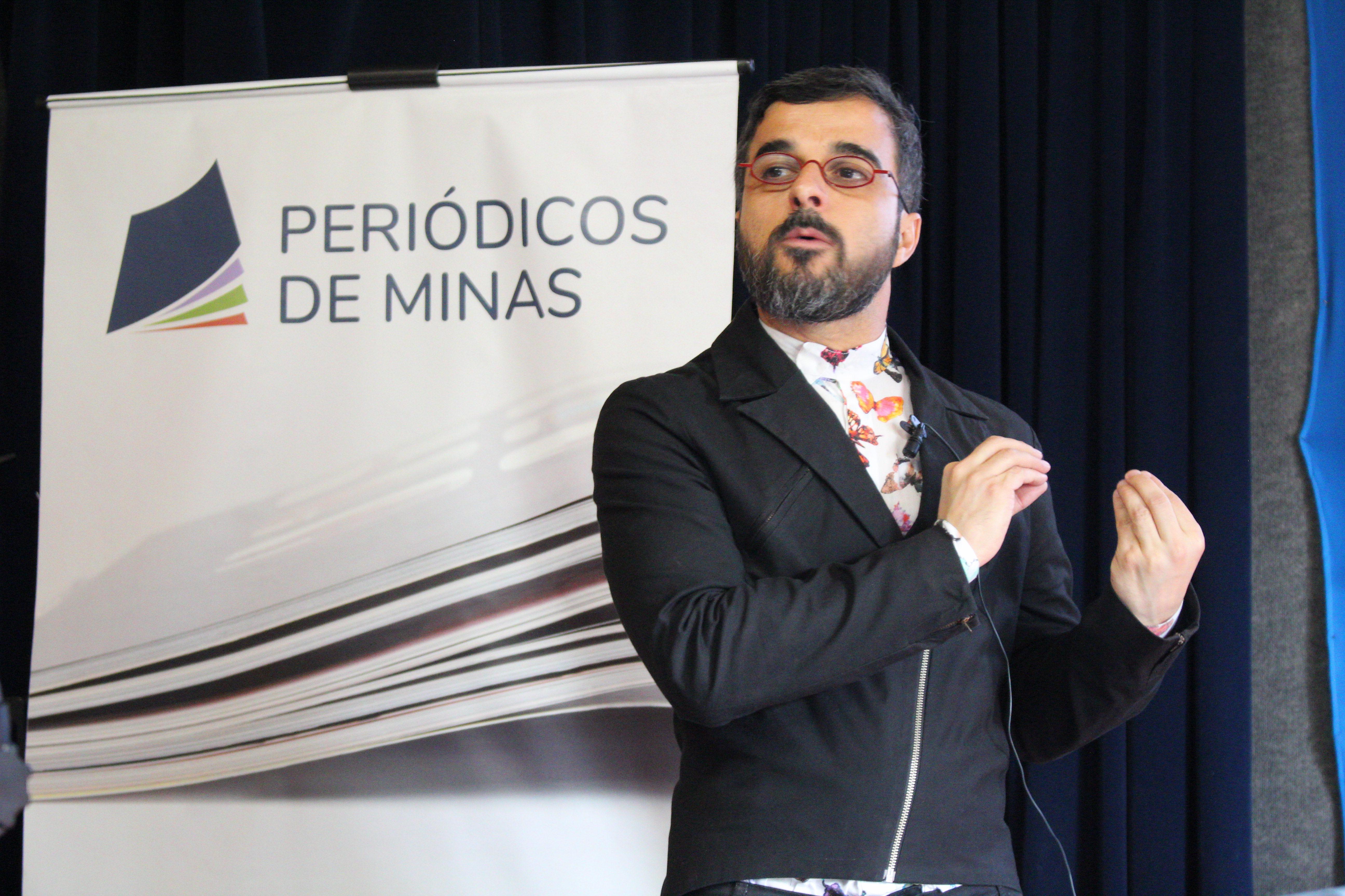 André Serradas Apresenta Dados Expressivos Sobre Portais Institucionais De Periódicos